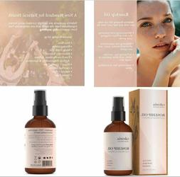 100% Organic Rosehip Seed Oil  Pure Cold-Pressed For Face Hi