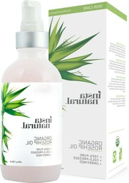 $28 Organic Rosehip Seed Oil Pure Unrefined Virgin Natural F