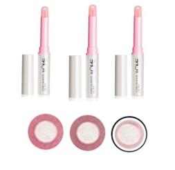 3 x Oriflame Lip Spa Care Therapy Lip Balms - Natural Pink +