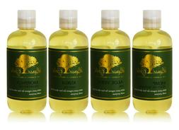 8 oz PREMIUM 100%PURE NATURAL ORGANIC CARRIER OIL COLD PRESS