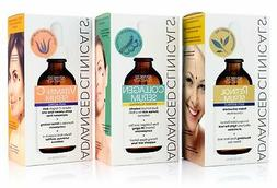 Advanced Clinicals Complete Skin Care Set with Anti-Aging Re