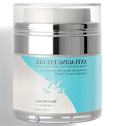 Eye Gel for Dark Circles Puffiness Wrinkles and Bags - New A