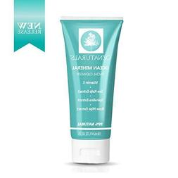 OZNaturals Facial Cleanser - This Natural Face Wash Is A Sup