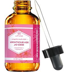 Sea Buckthorn Seed Oil by Leven Rose, 100% Pure Unrefined Co