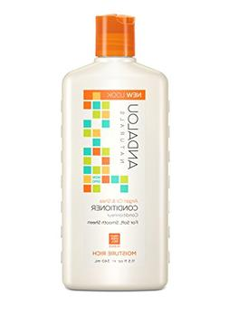 Andalou Naturals Argan Oil & Shea Moisture Rich Conditioner,