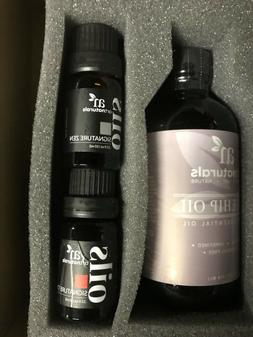 Art Naturals 3 Piece Set - Rosehip Seed Oil, Zen, & Chi 100%