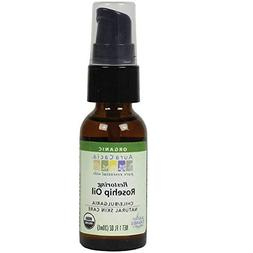 Aura Cacia Organic Restoring Rosehip Oil with Vitamin E 1 oz