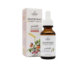 Purifect by Symphony Beauty Facial Oil Serum, Restoring, Ros