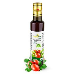 certified organic cold pressed rosehip oil 250ml