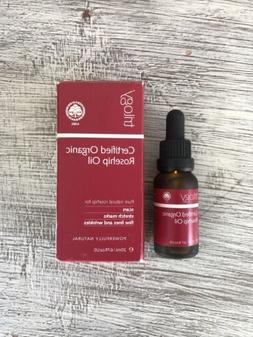Trilogy Certified Organic Rosehip Oil 20ml Sealed exp 11/202