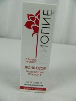 Lanoline Certified Organic Rosehip Oil Antioxidant Enriched
