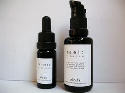 RA OILS Eternal Radiance & Clear Skin Cleaner ~ Pure Natural