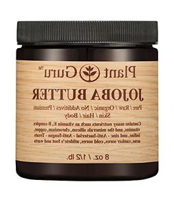 Jojoba Body Butter 8 oz. 100% Pure Raw Fresh Natural Cold Pr