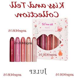 Julep Kiss and Tell 5-piece It's Balm Lip Set NIB Beautiful