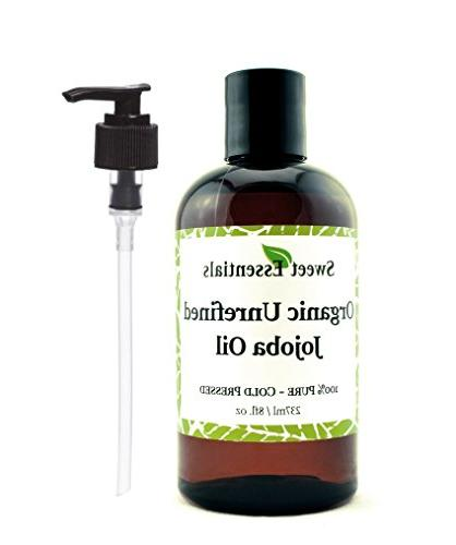 100% Organic Jojoba Oil | Imported From Argentina | Various