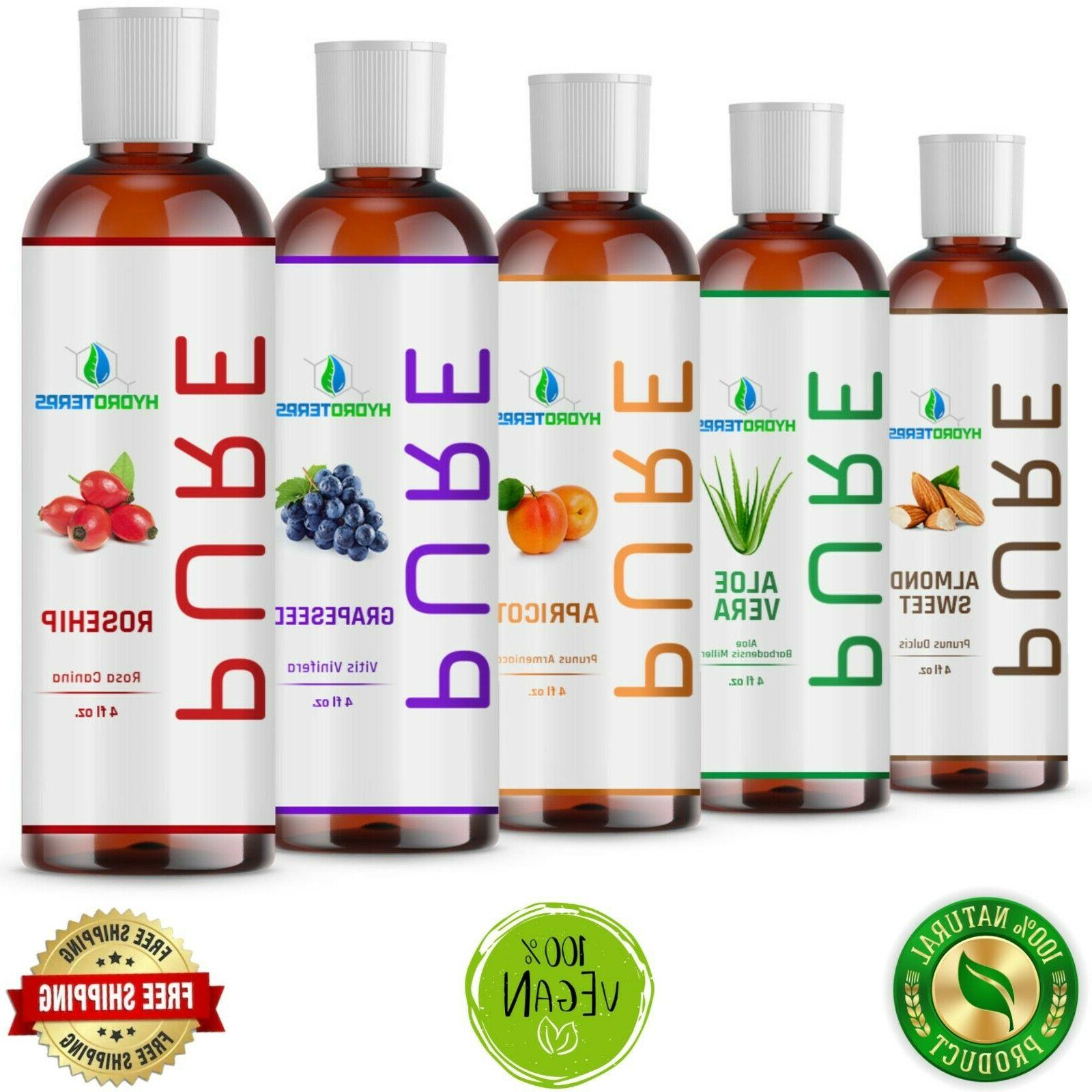 100% Pure Cold Organic For Growth, Massage