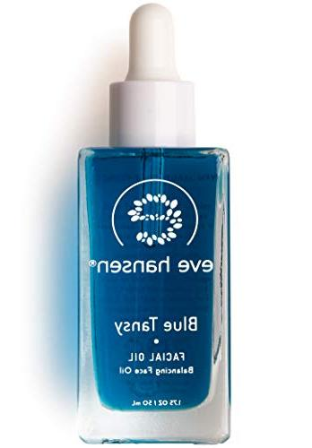 Blue by Calming Inflammatory for All Skin with Rosehip Oil, Scar - Oz