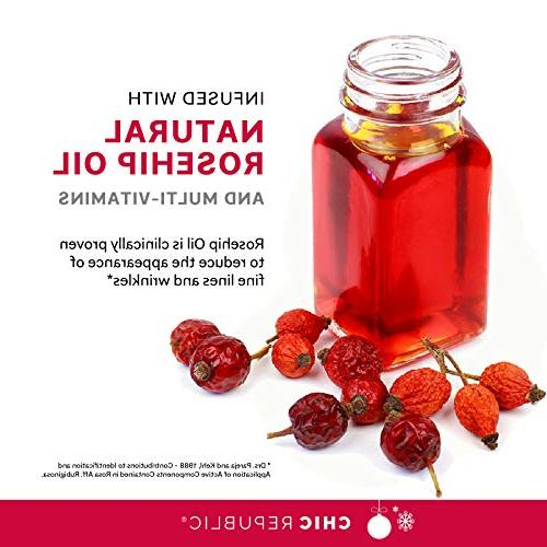 Daily Face Rosehip Face Vitamin C, and For Oily Dry Anti Wrinkle