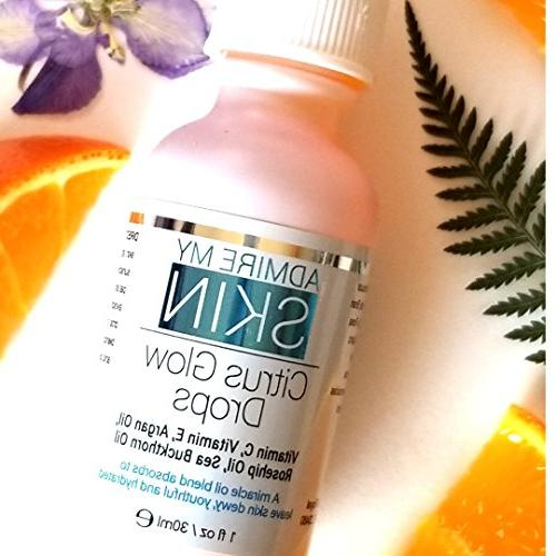 More Oil - A Oil For Vitamin C Oils Skin + Vitamin E Oil Argan Oil + Rosehip Oils This Beauty You A Youthful - Natural &