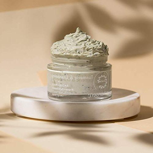 Anti Clay Mask by Eve Hansen Extract, Vitamins E C and Skin - 1.7