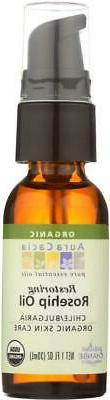 AURA CACIA: Organic Rosehip Oil with Vitamin E Natural Skin