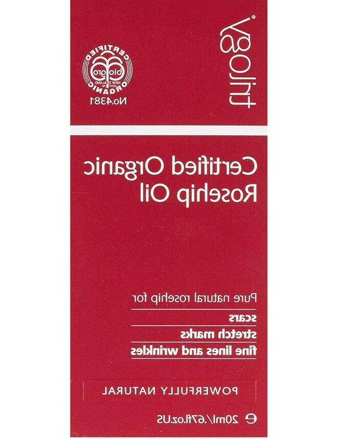 Trilogy Certified Rosehip Oil 20ml