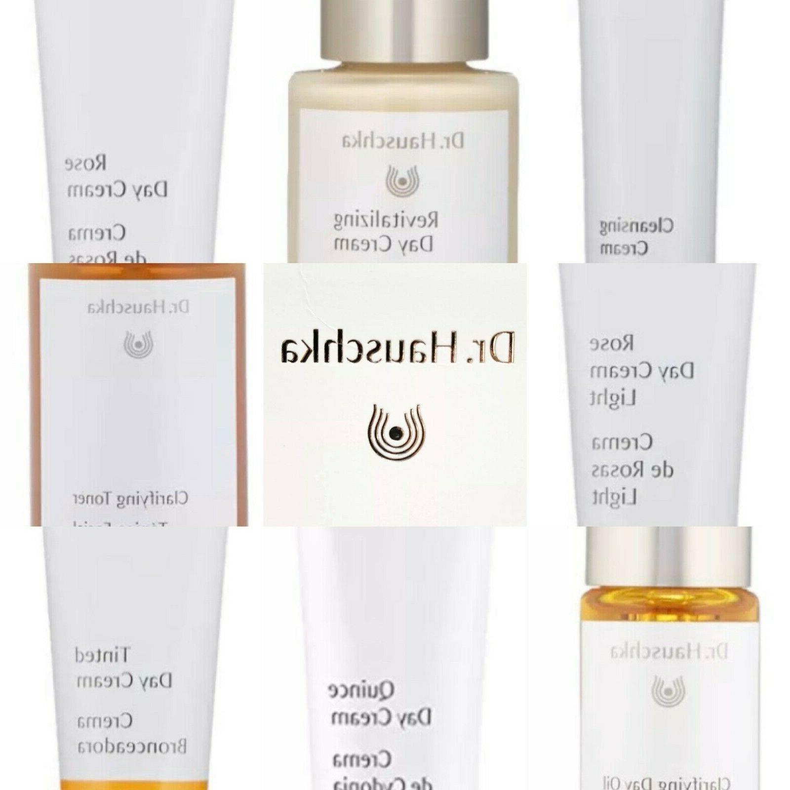 dr hauschka day cleansing rose melissa tinted