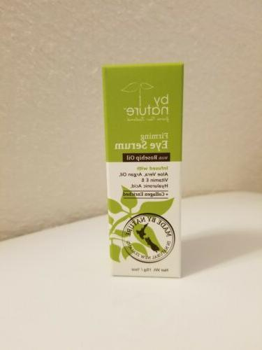 from new zealand firming eye serum infused