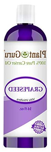 Heritage Products Grapeseed Oil - 16 fl oz