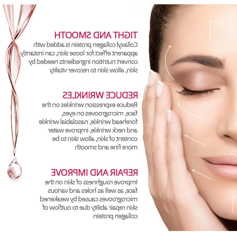 Collagen Booster Serum 100% Pure Hyaluronic Face