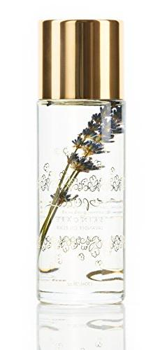 Luxury Lavender Oil Elixir 5oz - 100% Natural Flower Infused