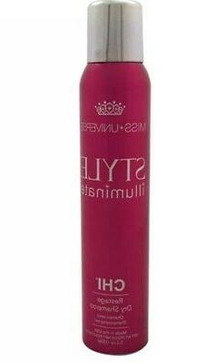 CHI Miss Universe Illuminate Dry Shampoo 5.3 oz