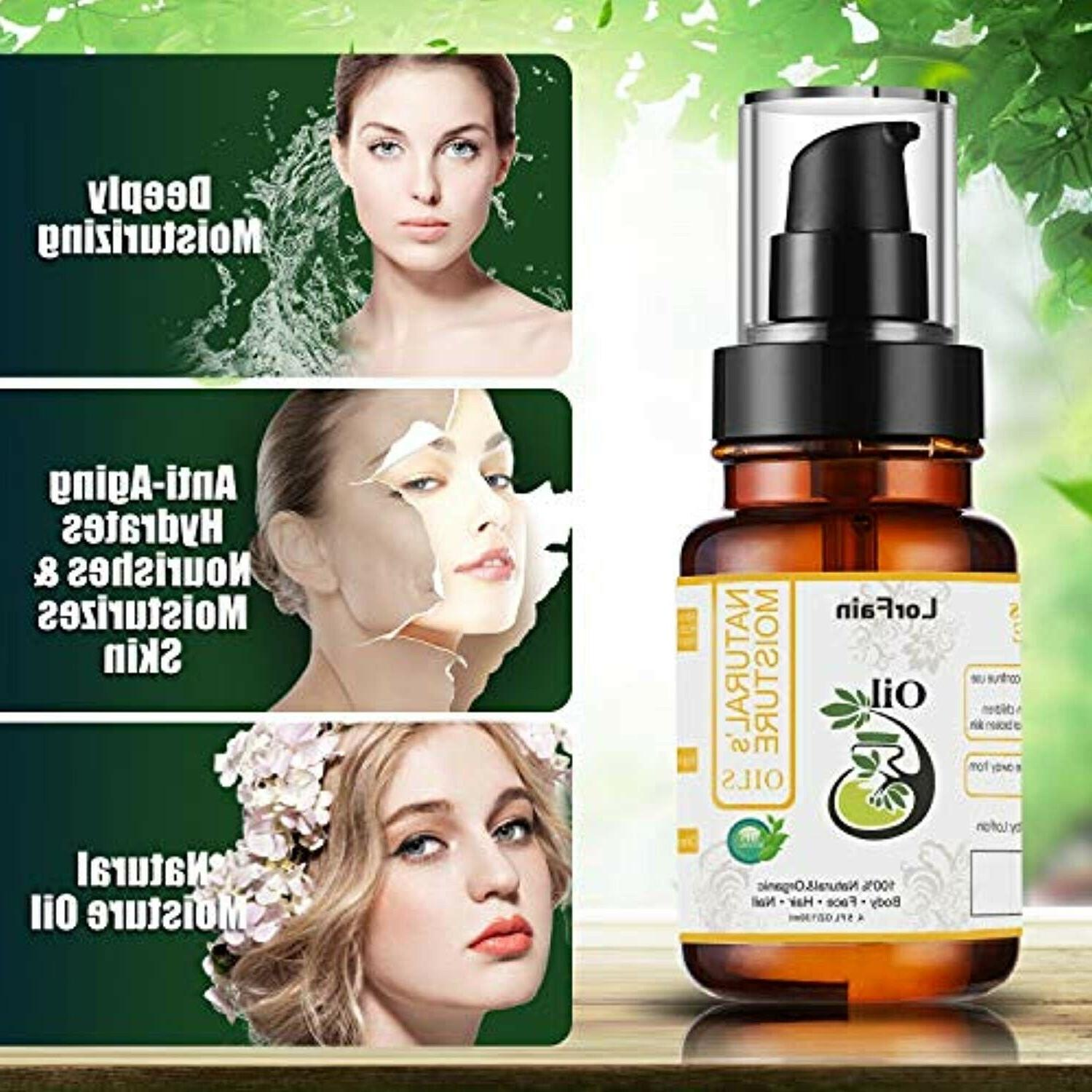 Natural Care Body Oil with Vitamin Rosehip Laven