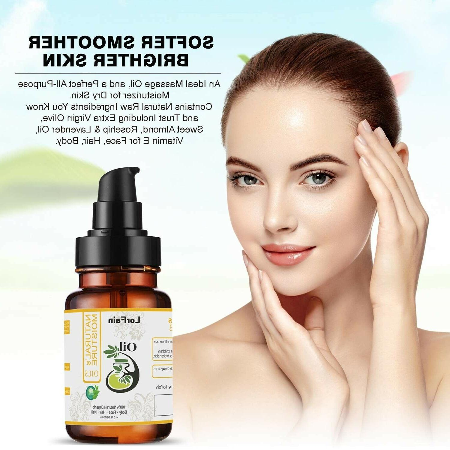 Natural Care Oil Body Blend with Vitamin Rosehip &