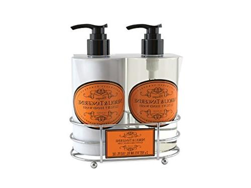 naturally european neroli tangerine caddy
