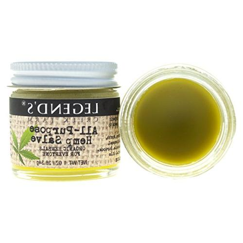purpose hemp salve