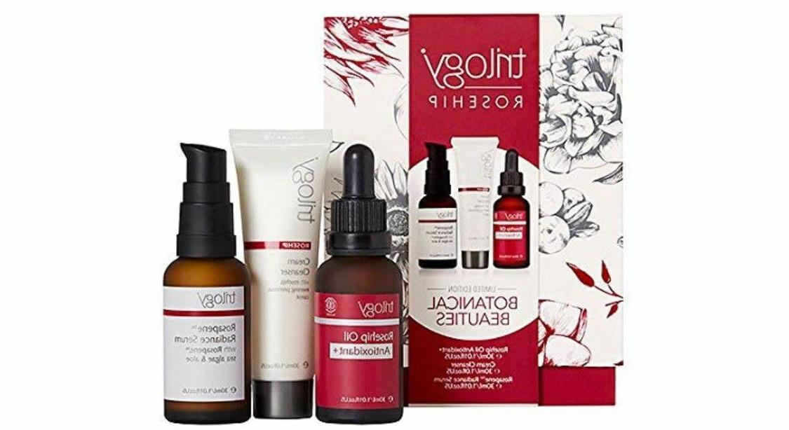 rosehip limited edition botanical beauties gift set