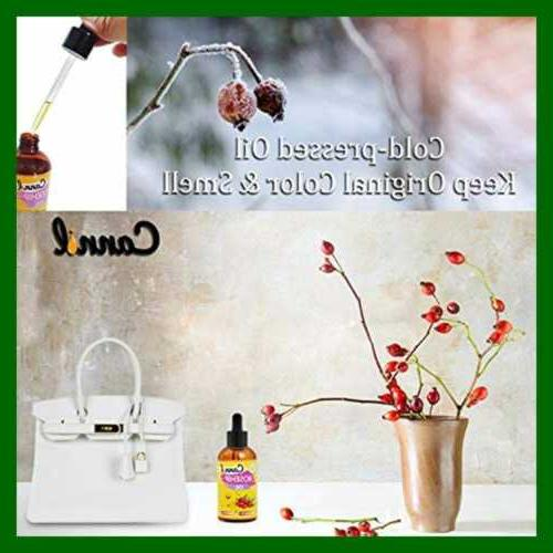 Unrefined Rosehip Seed Facial Helps A