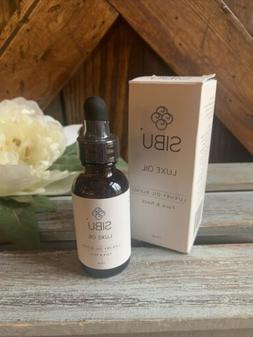 SIBU LUXE OIL - Luxury Organic Oil Blend for Face & Neck - 1