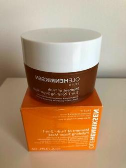 Ole Henriksen Moment Of Truth 2 In 1 Polishing Sugar Mask -