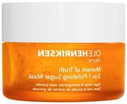 OLE HENRIKSEN MOMENT OF TRUTH 2-IN-1 POLISHING SUGAR MASK, B