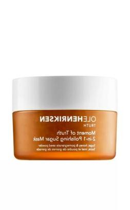 OLE HENRIKSEN Moment Of Truth 2 In 1 Polishing Sugar Mask 3.