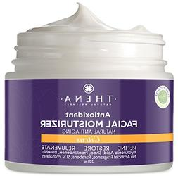 Natural Anti-aging Face & Eye Moisturizer Moisturizing Night