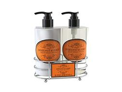 Naturally European Neroli & Tangerine Caddy Hand Wash and Ha