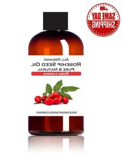 PREMIUM SELECT ORGANIC ROSEHIP SEED OIL PURE & NATURAL 1 2 4