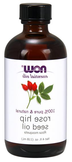Now Rose Hip Seed Oil  4 fl.oz