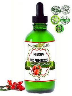rosehip oil 100 percent pure virgin cold