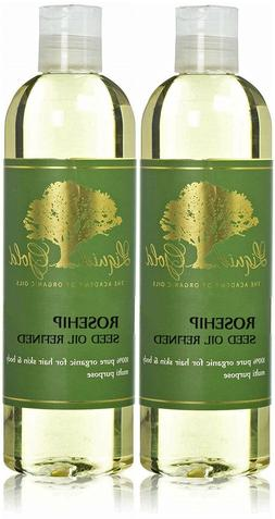 Liquid Gold Rosehip Seed Oil Refined Pure & Organic for Skin
