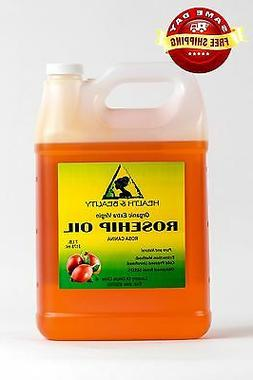 ROSEHIP SEED OIL UNREFINED ORGANIC EXTRA VIRGIN COLD PRESSED