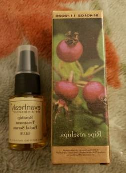 evanhealy Rosehip Treatment Facial Serum Blue Ripe Rosehips